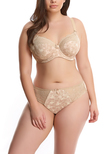 Morgan Banded Bra Toasted Almond